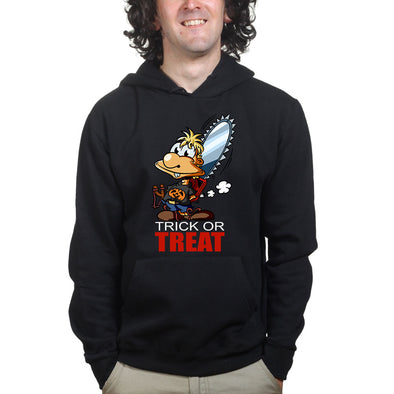 Trick or Treat Cartoon Hoodie
