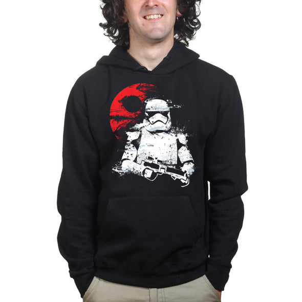Trooper Splash Star Wars episode VII Hoodie - Fretshirt.com