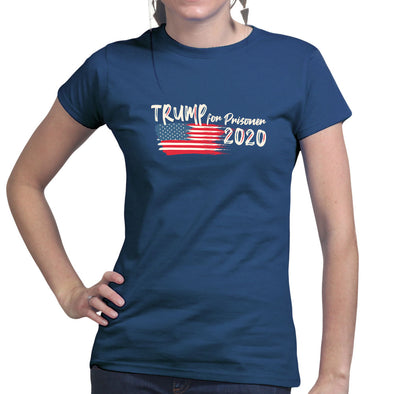 Trump For Prisoner 2020 Women's T-Shirt