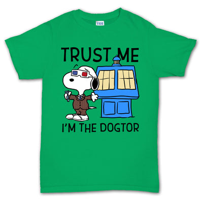 Trust Me I'm The Dogtor Doctor T-Shirt