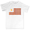 American Bacon Flag T-Shirt
