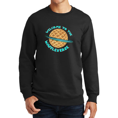 The Waffleverse - Logo Sweatshirt