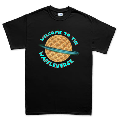 The Waffleverse - Logo T-Shirt