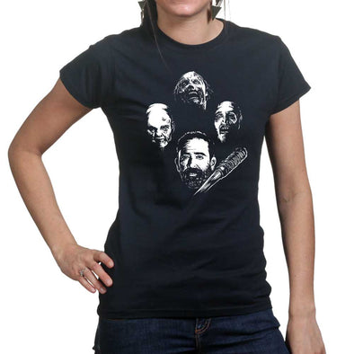 The Walking Rhapsody Women's T-Shirt, [product_type) - Fretshirt.com