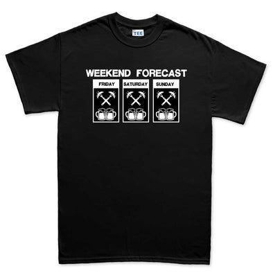 Weekend BBQ Forecast T-Shirt