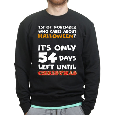 Halloween Or Christmas Sweatshirt