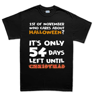 Halloween Or Christmas T-Shirt