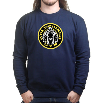 Wolverines Gold Gym X Mutant Sweatshirt - Fretshirt.com