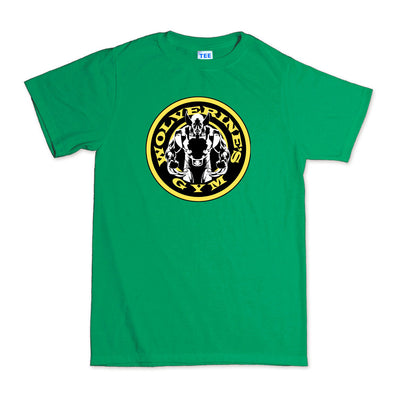Wolverines Gold Gym X Mutant T-Shirt - Fretshirt.com