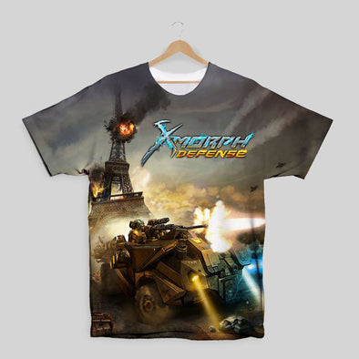 X-Morph Defense European Assault All Over Print T-shirt