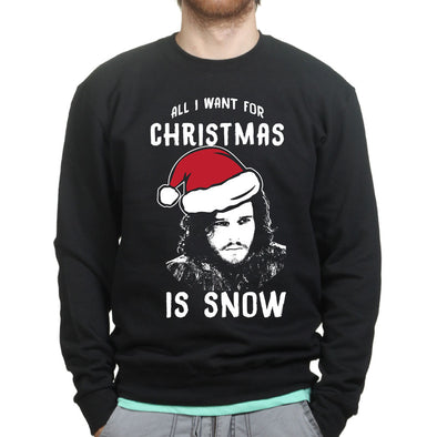Christmas Jon Snow Sweatshirt