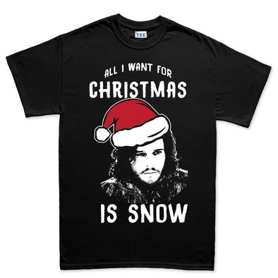 Christmas Jon Snow Kid's T-Shirt