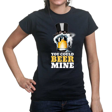 You Could Beer Mine Women's T-Shirt