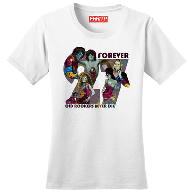 Zombie 27 Club Forever Women's T-Shirt
