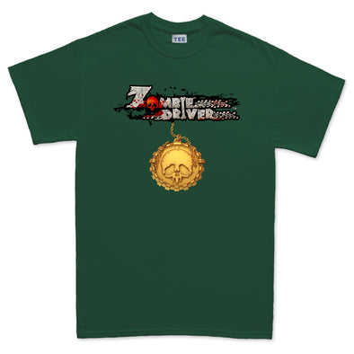 Zombie Driver - Gold Medal Kid's T-Shirt, [product_type) - Fretshirt.com