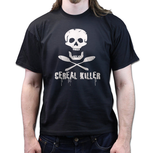 Cereal Killer T-Shirt, [product_type) - Fretshirt.com