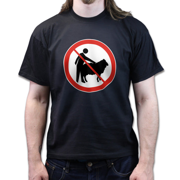 No Sheep Sex T-shirt, [product_type) - Fretshirt.com