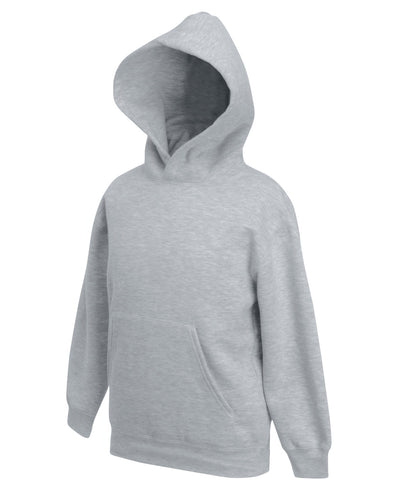 Blank Kid's Hoody - Sports Grey - Fretshirt.com