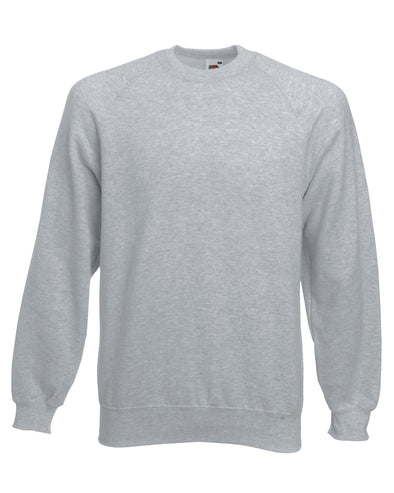 Blank Men's Sweatshirt - Sports Grey - Fretshirt.com