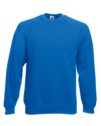 Blank Men's Sweatshirt - Royal Blue - Fretshirt.com