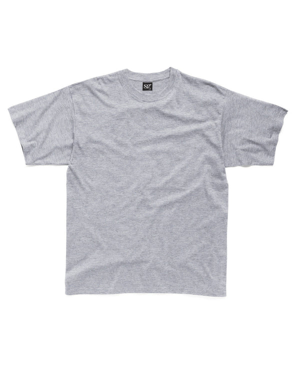 Blank Men's T-shirt - Sports Grey, [product_type) - Fretshirt.com