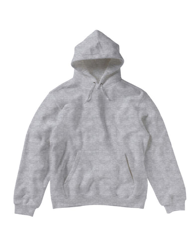 Blank Men's Hoody - Sports Grey - Fretshirt.com