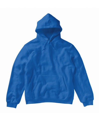 Blank Men's Hoody - Royal Blue - Fretshirt.com