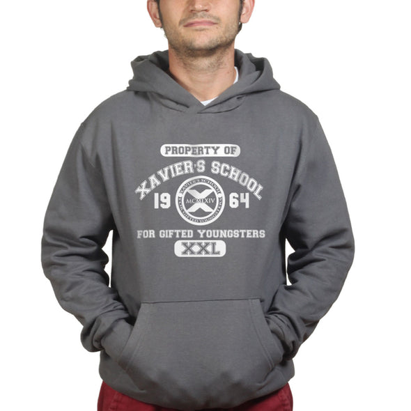 Xavier School for Gifted Youngsters Hoodie - Fretshirt.com