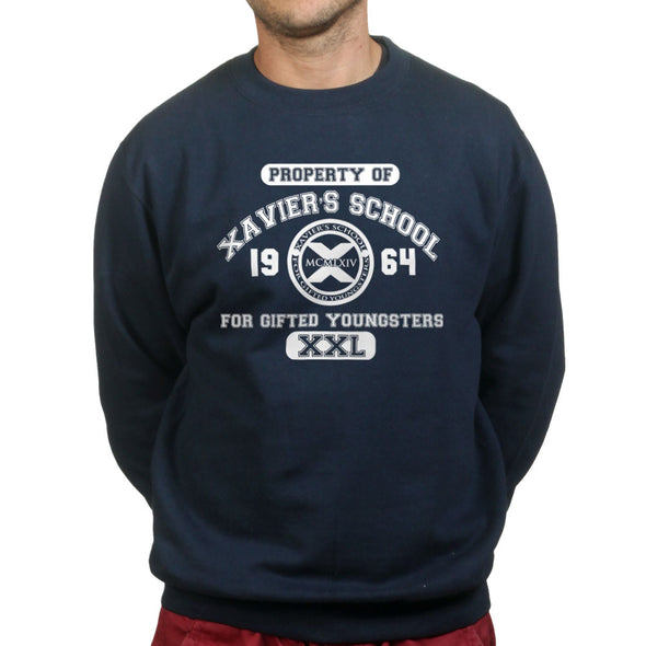 Xavier School for Gifted Youngsters Sweatshirt - Fretshirt.com