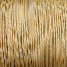 Desert Tan Bootlaces *Guaranteed for Life* 3mm Paracord Steel Tip Shoelaces - Mad Dog Laces
