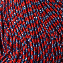 Rebel Stars & Bars *Guaranteed for Life* 3mm Paracord Steel Tip Shoelaces - Mad Dog Laces