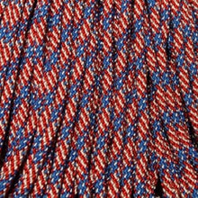 American Flag Boot Laces *Guaranteed for Life* 3mm Paracord Steel Tip Shoelaces - Mad Dog Laces