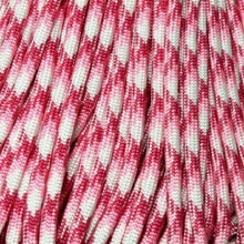 Breast Cancer Awarenes Boot Laces *Guaranteed for Life* 550 Paracord Steel Tip - Mad Dog Laces
