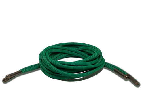 Kelly Green Paracord bootlaces