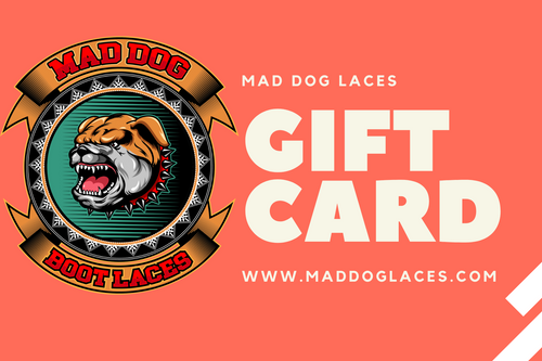 Gift Card - Mad Dog Laces