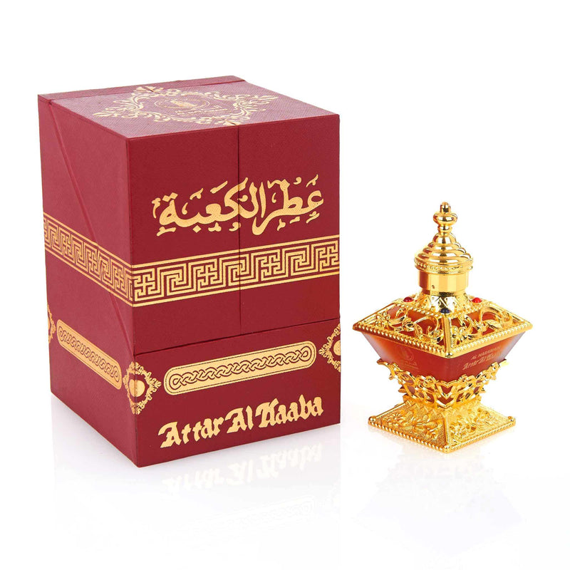 Al Haramain Attar Al Kaaba Concentrated Perfume Oil - Main