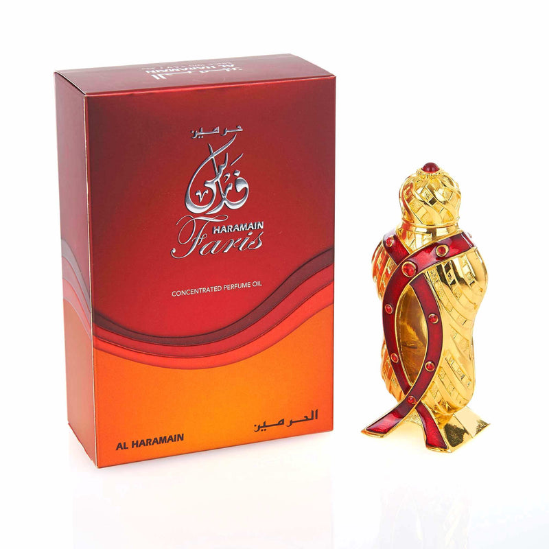 Al Haramain Faris Concentrated Perfume Oil - Main