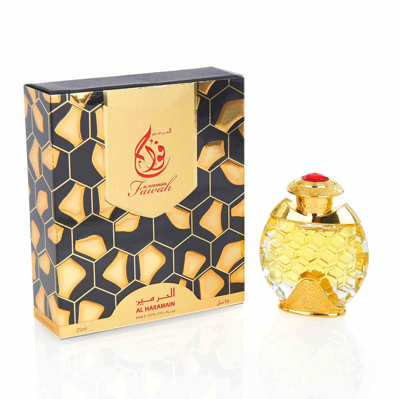 Al Haramain Fawah Concentrated Perfume Oil - Main