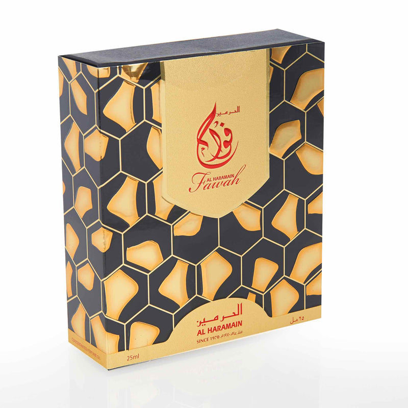 Al Haramain Fawah Concentrated Perfume Oil - Front