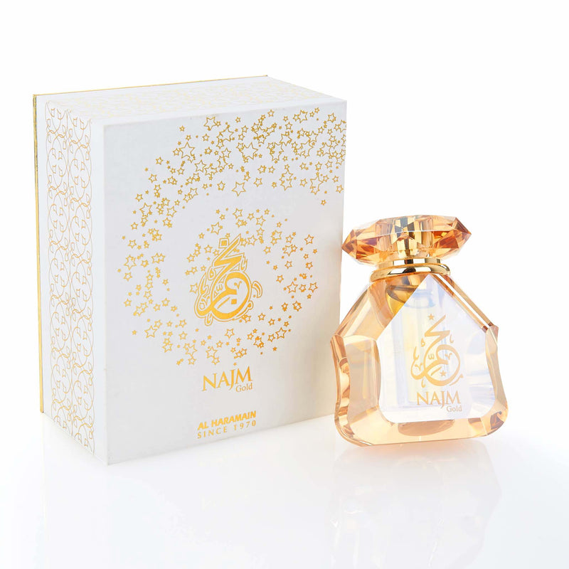 Al Haramain Najm Gold Concentrated Perfume Oil - Main