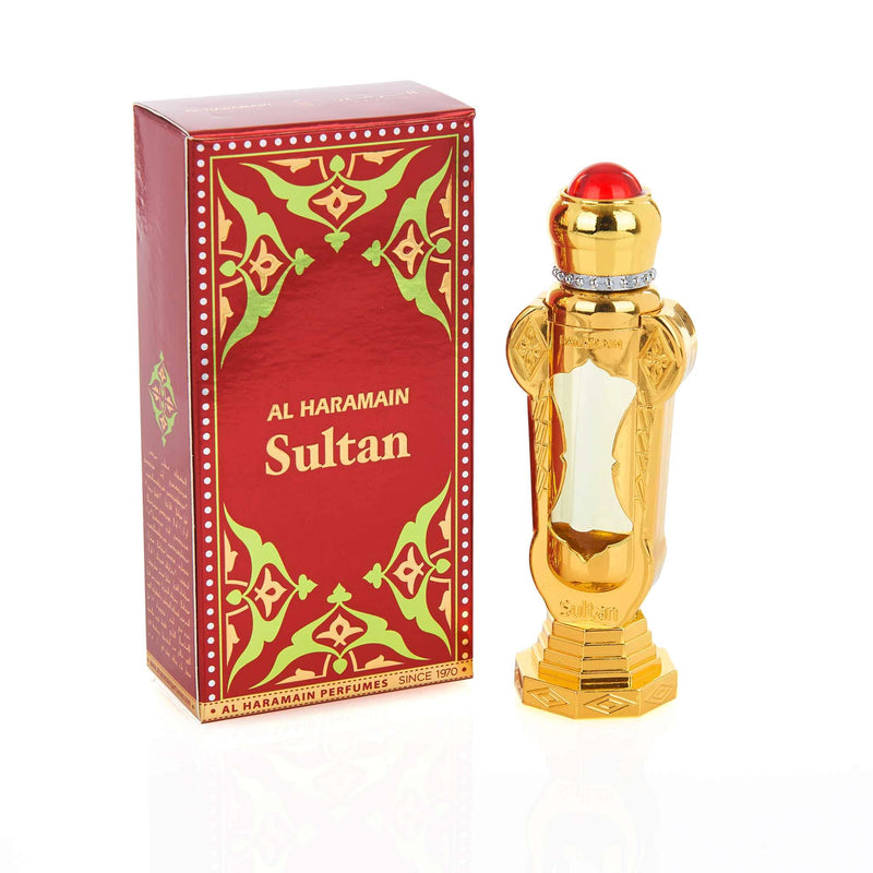 Al Haramain Sultan Concentrated Perfume Oil - Main