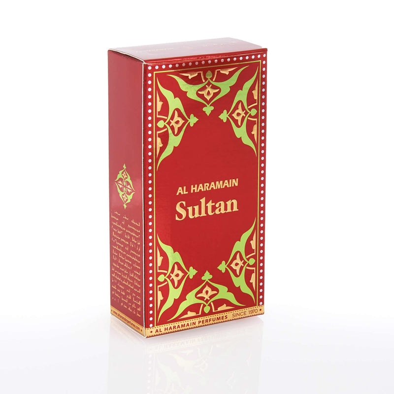 Al Haramain Sultan Concentrated Perfume Oil - Front