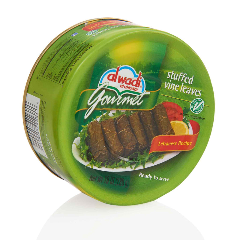 Al Wadi Stuffed Grape Leaves - Front