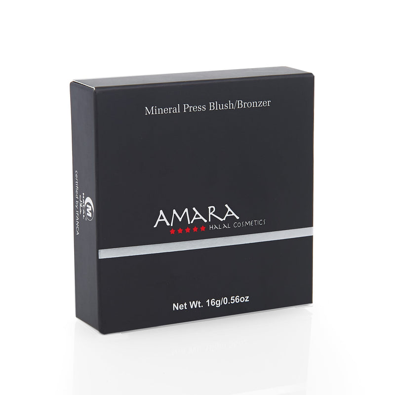 Amara Press Blush & Bronzer - Front