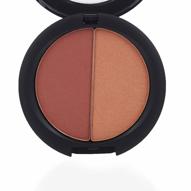 Amara Press Blush & Bronzer - Desert Sun Open