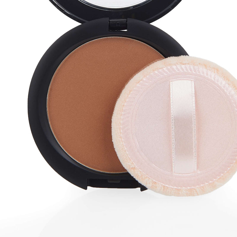 Amara Press Powder Foundation Dark Open Box