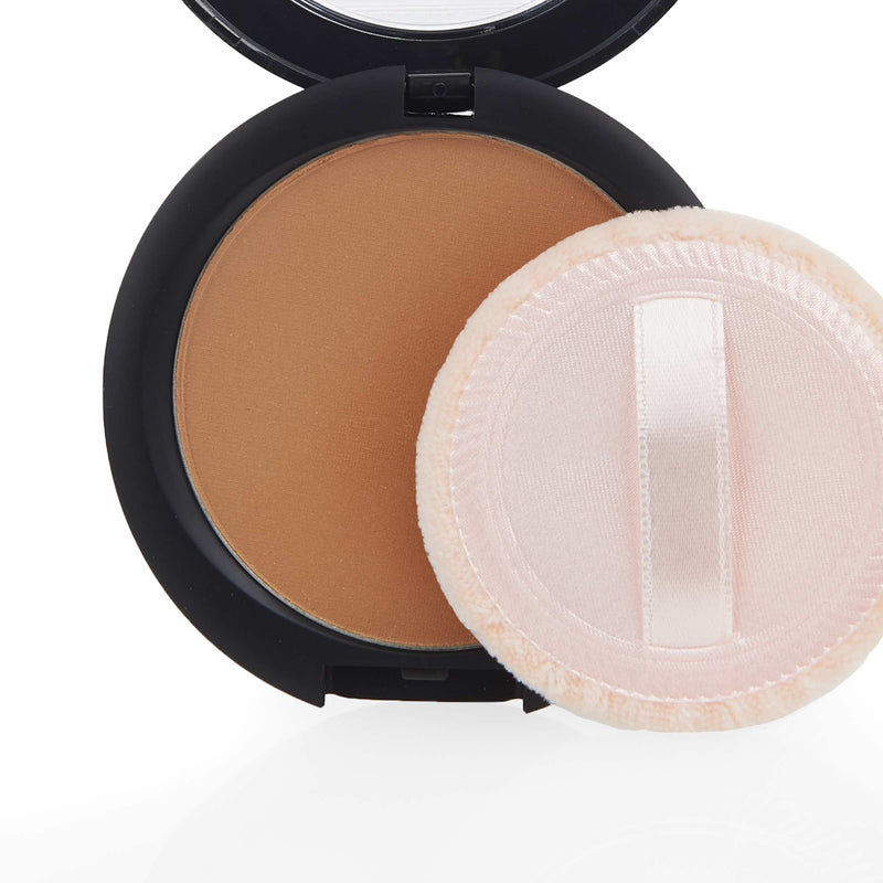 Amara Press Powder Foundation Medium Open Box