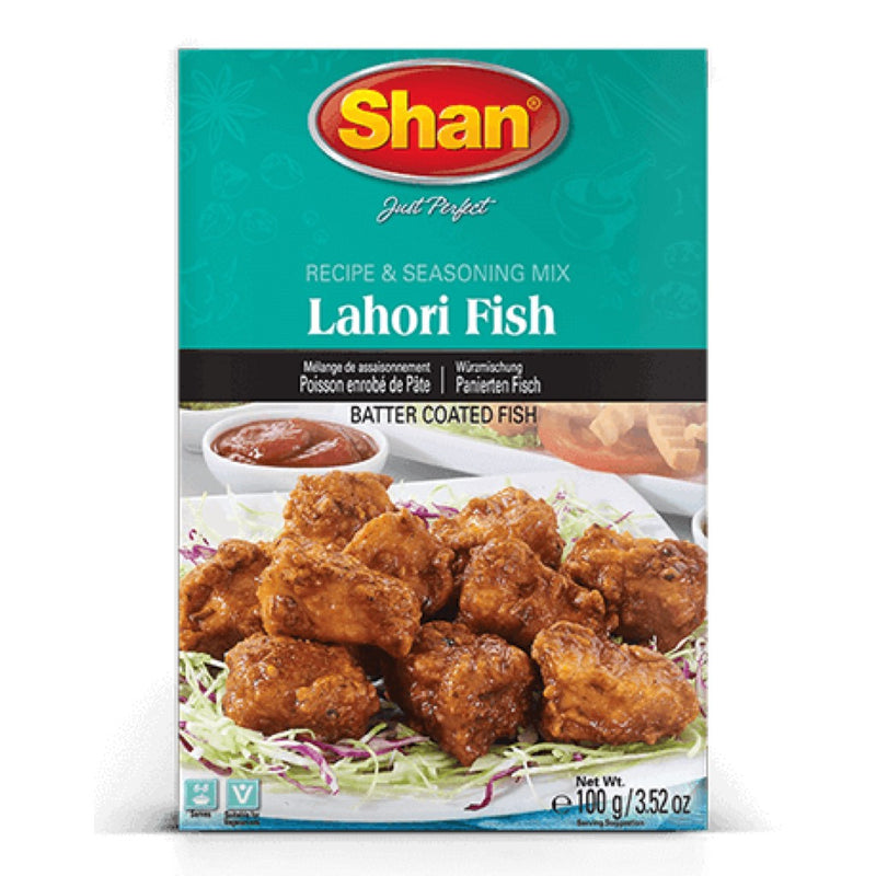 Shan Lahori Fish Recipe