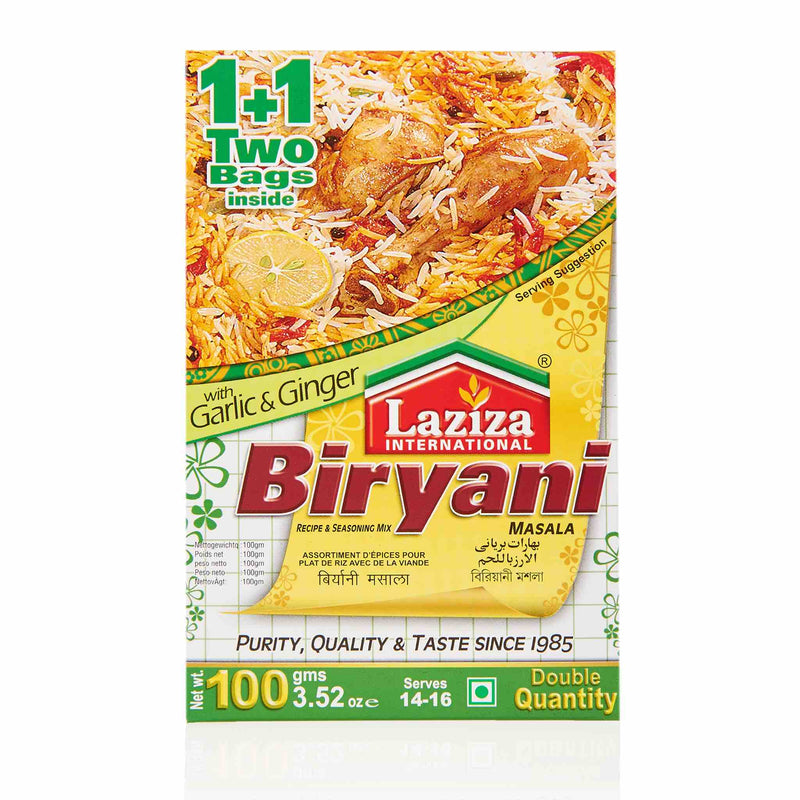 Laziza Biryani Recipe Mix - Main