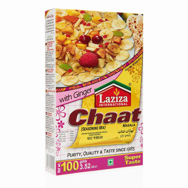 Laziza Fruit Chaat Mix - Front